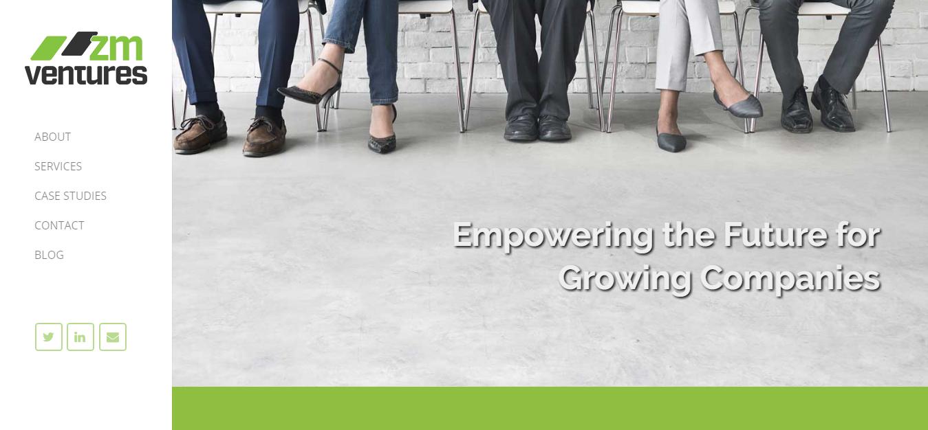 Welcome to the New ZM Ventures Website