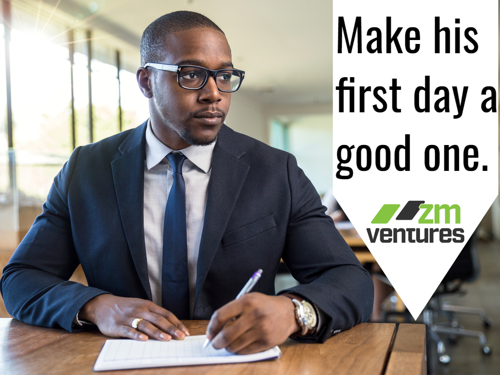Create a Great First Impression with a New Employee